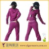 Fashion Velour Tracksuits