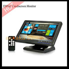 10.1 Inch Touchscreen Monitor with HDMI input, AV, VGA, YPbPr and Remote Control