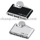 4 Port USB HUB