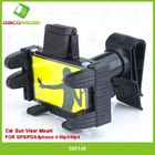 Car Rearview Mirror Holder for GPS/PAD/phone4/MP3/MP4