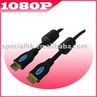 6 FT GOLD HDMI CABLE FOR PS3 HDTV 1.3 1080P