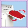 ABS/steel folding magetic drying rack