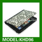 Fabric case for kindle fire HD 7 inch tablet PC,with card pocket