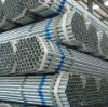 Welded galvanized round pipe