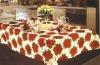 tablecloth for christmas design