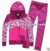 ladies fashion sportswear, women sport suit