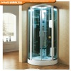 8mm temper glass Enclosed Sauna steam room