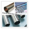 304 stainless steel welded pipe/ handrail