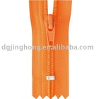 5# Closed-End of Nylon zipper