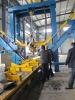 pole & high mast welding machine