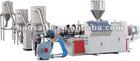 wood plastic granulating machine