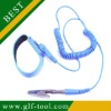 Anti-Static Static-Release Wrist Strap with Clip
