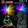 full color moving head animation laser light