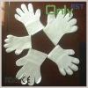 Transparent Plastic Gloves