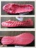 pvc airblowing shoe mould