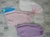 cotton moisturizing socks