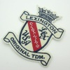 Applique Embroidery Badge /Design for Fashion