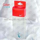 man's socks PET packaging box
