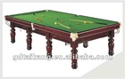 newest design wood billiar &snooker table(Maikeku)