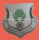 UV Resistant water proof Polycarbonate label