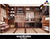 Hot! U Shape Bedroom Wooden Wardrobe YT-Y001