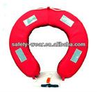 QA-0901B float horseshoe orange life buoy