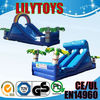 <lilytoys>Small inflatable jungle slide