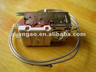 Refrigerator freezer AC mechanical thermostat