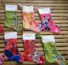 printed santa socks