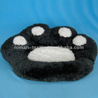 Animal Paw Plush Cushion Animal Shaped Pillow