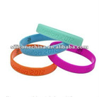 London 2012 set of 4 jelly wristbands