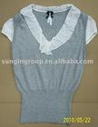 children's short sleeve pullover sweater