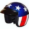 Fiber Motorcycle Helmet