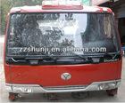 Chunlan 3 wiper Truck Cab; Heavy Duty Truck Tractor Cabin