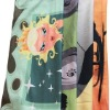 digital printed cotton knitted fabric