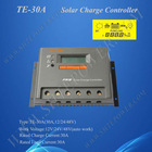 30A Solar Charger for Solar System 12V 24V 48V auto work