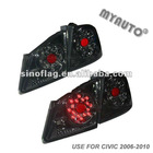 C-I-V-I-C LED TAIL LAMP