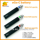 wholesales ego c set with changeable clearomizer