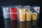 100% paraffin wax LED candle