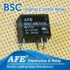AFE BSC-SS-112L (JRC-23F) 12v 1a 2a Microminiature Communication Relay