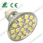 gu10 21pcs smd 5050 led lamp