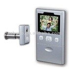 2.4 Inches Display Compatible with SD Card Digital Peephole Viewer