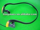 Neck sports earphone