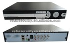4/8/16 Channel Standalone DVR for CCTV Dome/bullet cameras