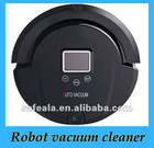 Multifunctional Robot Vacuum Cleaner,LCD,Touch Button,Schedule Clean,Virtual Wall