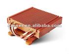 6mm*2 heatpipes 80mm quiet fan VGA Cooler ET-82D