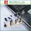 promo usb drives Plastic Card USB Drive
