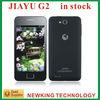 JIAYU G2 / JY G2 4.0 inch 800x400 Android 4.0 MTK6577 Dual-Core 1G RAM+4G RAM 0.3MP+8MP Dual Camera GPS 3G Smartphone