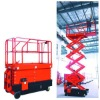 self propelled scissor lift table for sale