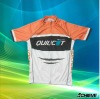 100%polyester sublimation cycling jersey wear manufacturer